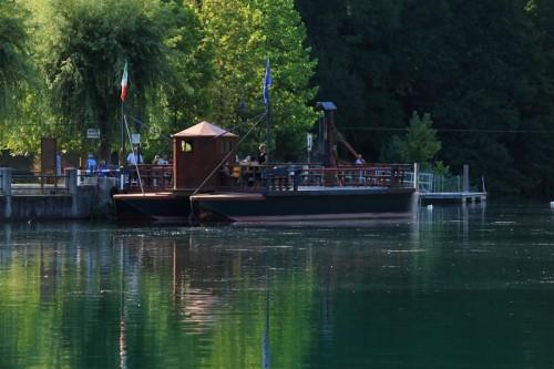 Imbersago - Il traghetto di Leonardo