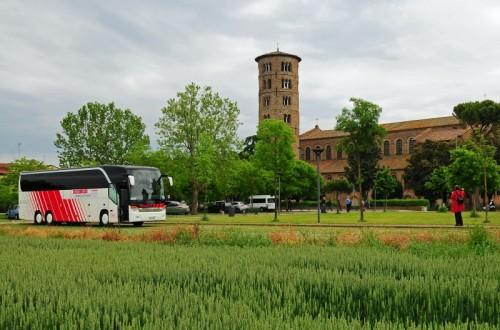 Ravenna - Sosta nel verde