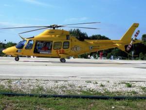 volare….per salvare una vita.