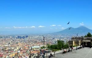 """Tra i """"Neri Per Caso"""", in volo su Napoli… c'era anche lei, ne sono sicuro."""