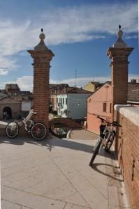 In bici sul Trepponti