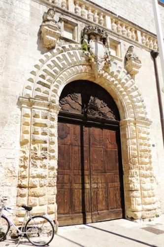 Specchia -  Castello Risolo