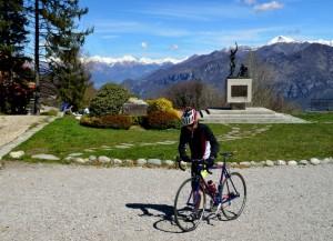 Il Santuario dei ciclisti
