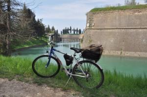 Inizio della ciclabile per Mantova