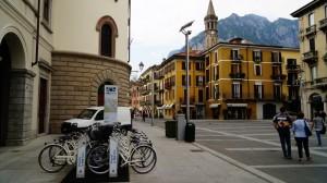 Blu City bike