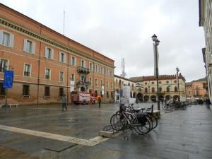 Per un mondo più pulito ecco la ricetta: anche se piove usa  la bicicletta!
