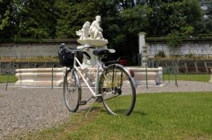 Nettuno e la bici