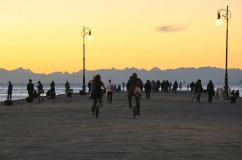 Trieste - Passeggiata serale