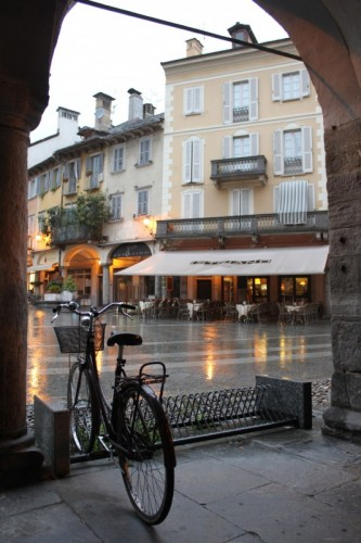 Domodossola - Pioggia d'autunno