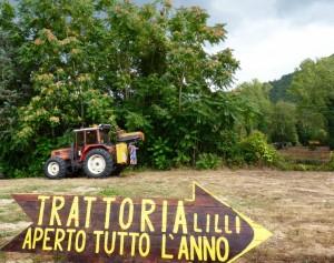 Trattore e trattoria