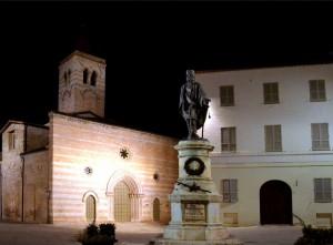Dedicata a Giuseppe Garibaldi