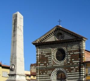 Obelisco a Garibaldi