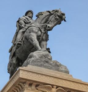 Garibaldi a Rovigo