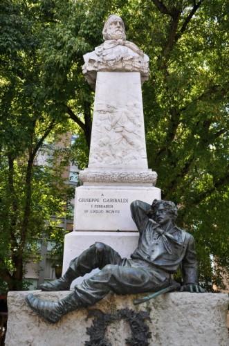 Ferrara - Il Patriota Giuseppe Garibaldi