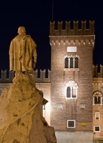 Cologna Veneta - Quella torre c'era ai suoi tempi