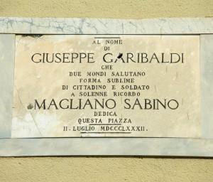 A Magliano Sabina