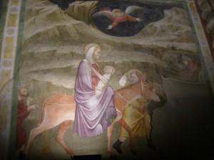 Nella Cappella San Giovanni