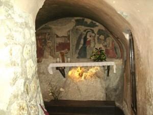 a casa di san francesco