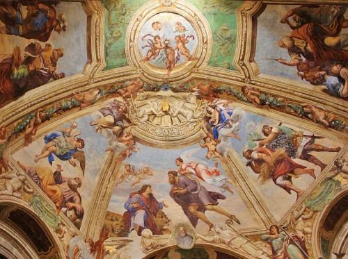 Siracusa - Cappella del Sacramento