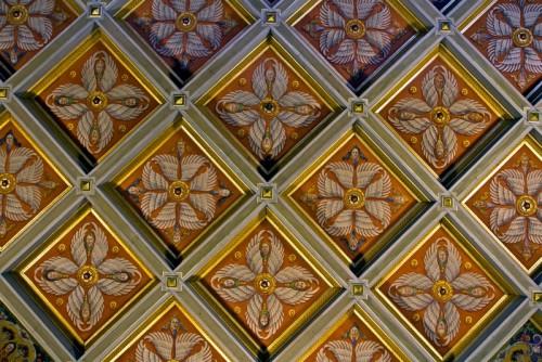 Ferrara - Castello Estense - particolare