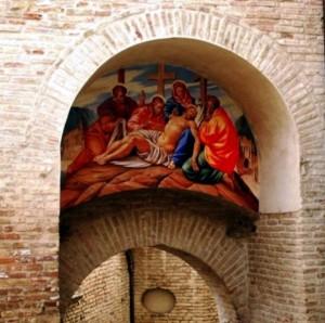 porta della croce