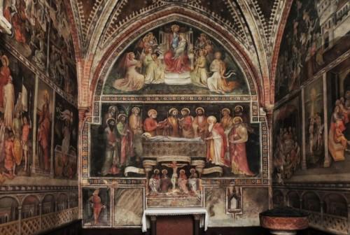 Castell'Arquato - Nella cappella