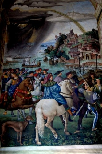 Siena - la caccia