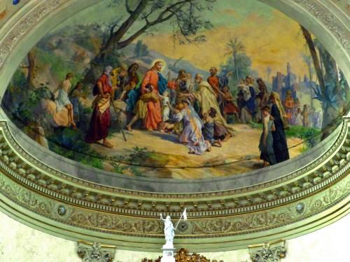 Casalpusterlengo - Gesù tra i fanciulli
