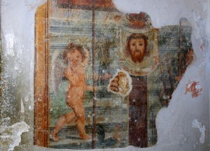 nel Santuario di San Francesco