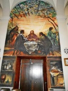 Affresco in Santa Maria Assunta