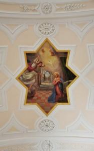 L'Annunciazione in una stella