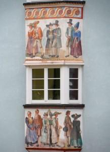 Pitture alla finestra
