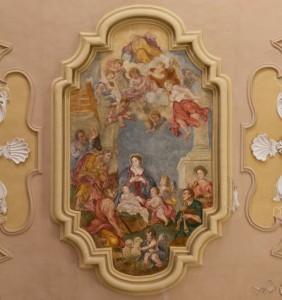 Dentro al Sacrario