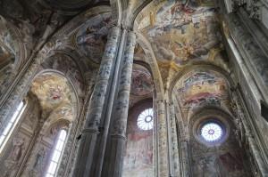 Sinfonia di affreschi