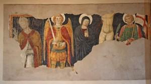 Affreschi di Orvieto
