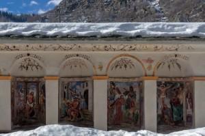 Via Crucis ad Issime