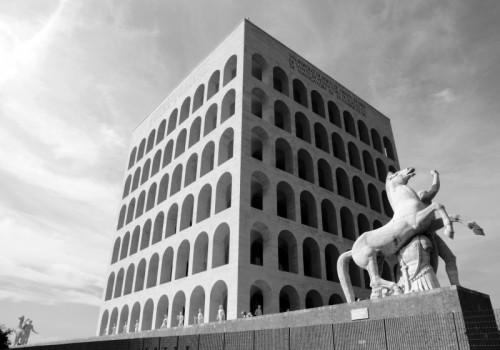 Roma - Quadrato della Concordia