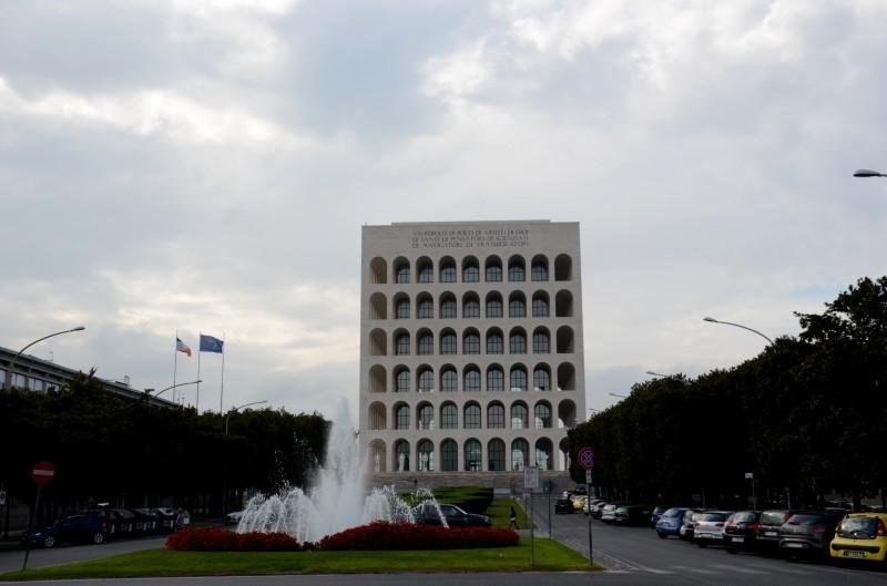 ''è come la groviera'' - Roma