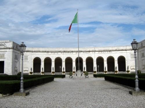 San Biagio di Callalta - Sacrario Militare di Fagarè