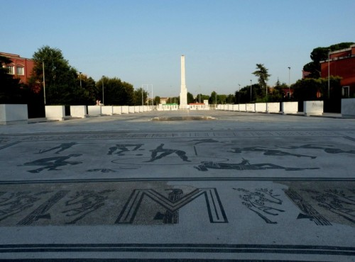 Roma - Nel Foro italico