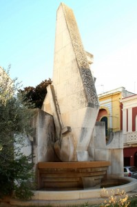 fontana fascista