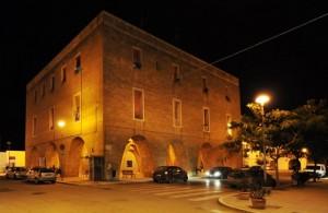Il palazzo di Borgo Incoronata
