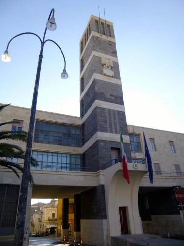 Ragusa - Casa del Fascio