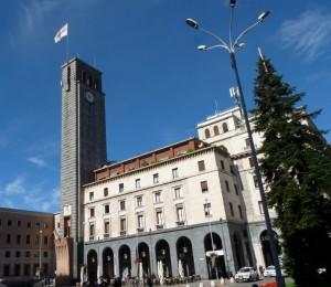 Piazza Monte Grappa.