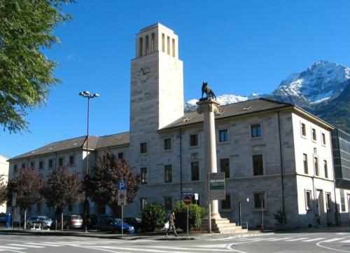 Aosta - Casa Littoria