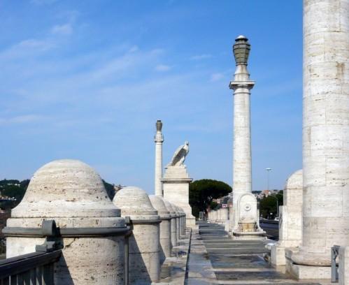 Roma - Prospettiva littoria