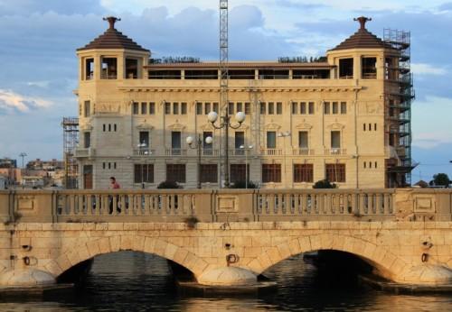 Siracusa - Palazzo delle poste