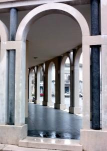 Geometrie in Piazza Italia