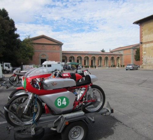 Firenze - La corsa è finita