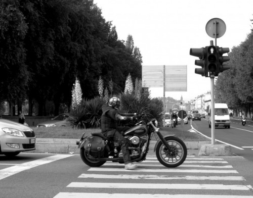 Firenze - Passaggio pedonale